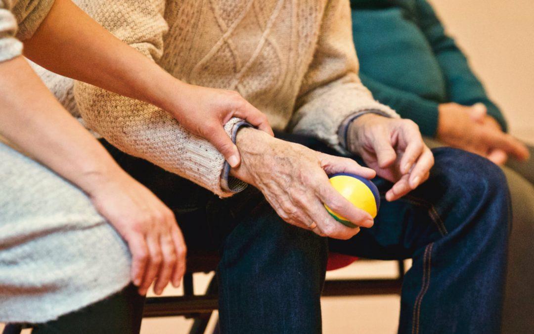 Pielęgniarka geriatyczna